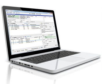 Mitan ERP-System auf PC, Laptop, Tablet
